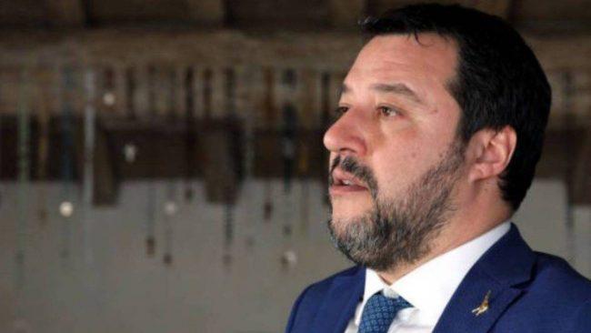 Coronavirus, positivo un poliziotto della scorta di Salvini