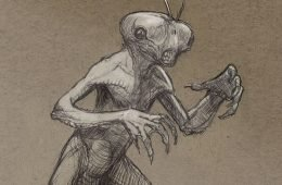 Razze aliene, gli alieni Insettoidi
