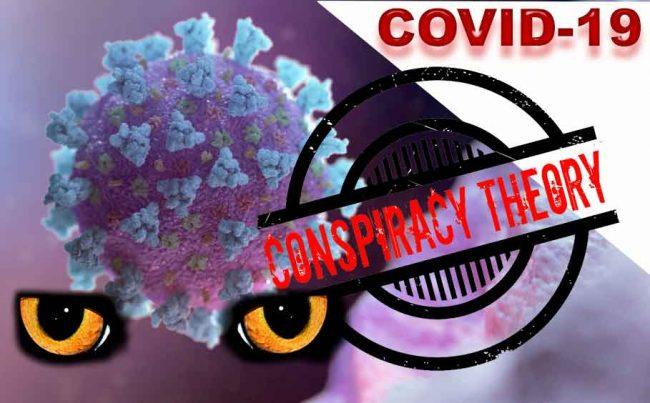 Le 7 teorie del complotto che riguardano COVID19