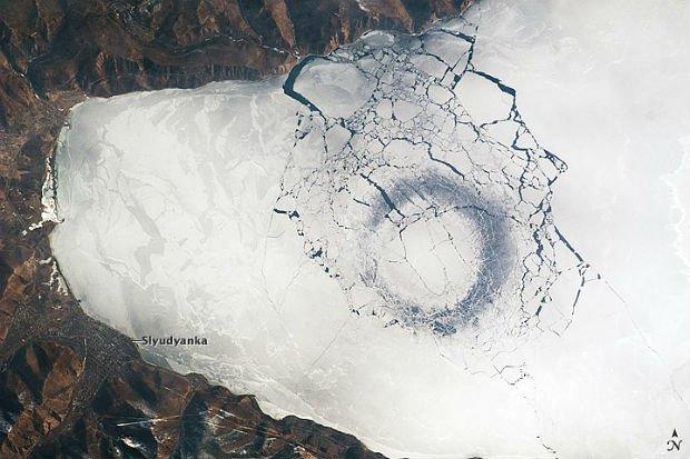 Il mistero del Lago Baikal