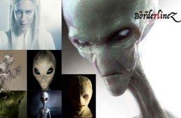 Le principali razze aliene e altre creature connesse
