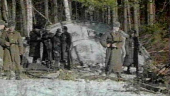 L'incidente UFO nella regione russa di Sverdlovsk