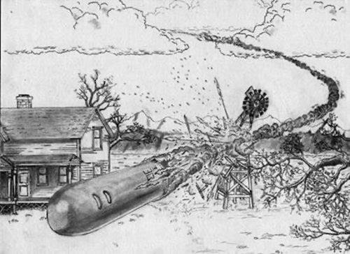 incidenti ufo