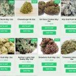 Top 10, Varietà di Cannabis più potenti vendute sul DarkWeb