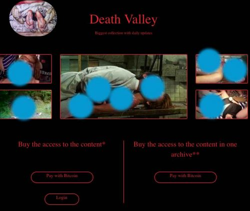 siti criminali sul dark web