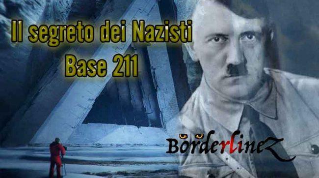 Il segreto dei nazisti, la Base 211 in Antartide