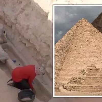 Incredibile scoperta in Egitto, archeologi sbalorditi