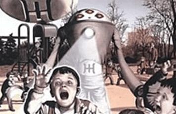 Ufo di Voronezh