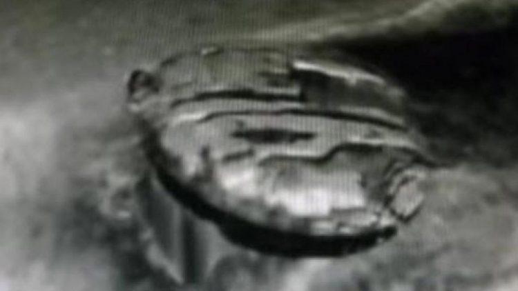 UFO del mar Baltico