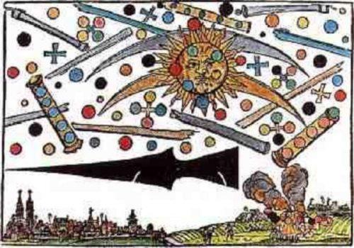 battaglie ufo