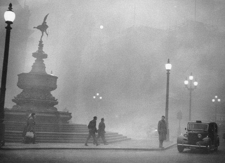 Nebbia di Londra